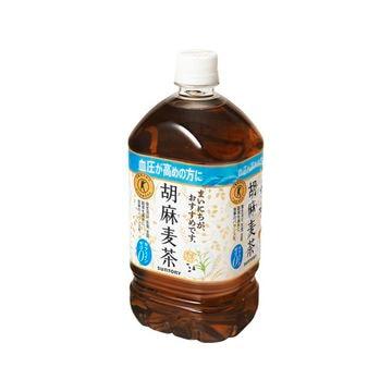 【12個入り】サントリー 胡麻麦茶 ペット 1.05L