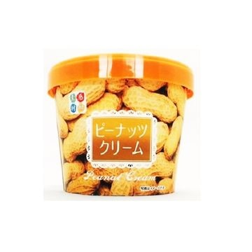 【12個入り】スドー感動素材ピーナツクリーム紙カップ 135g