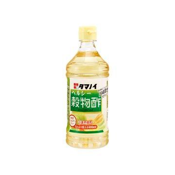 【20個入り】タマノイ ヘルシー穀物酢 ペット 500ml