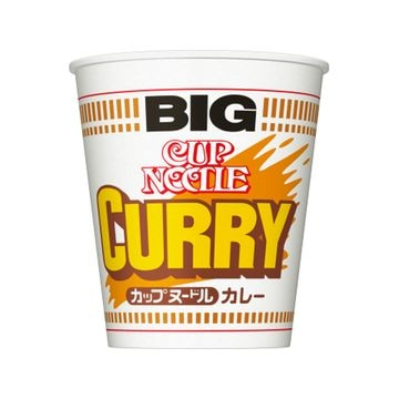 日清食品 カップヌードル カレー ビッグ 120g x 12個