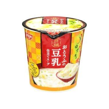 日清食品 旨だし膳豆乳スープ カップ 17g x 6個