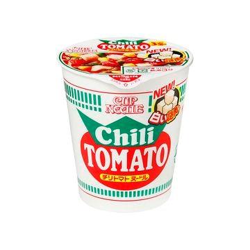 【20個入り】日清食品 カップヌードル チリトマト カップ 76g