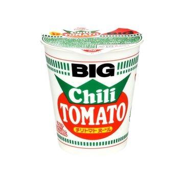 【12個入り】日清食品 カップヌードル チリトマトビッグ カップ 107g