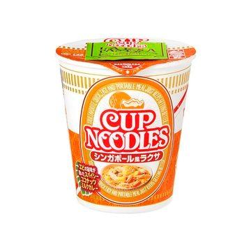 【12個入り】日清食品 カップヌードル ラクサ カップ 81g