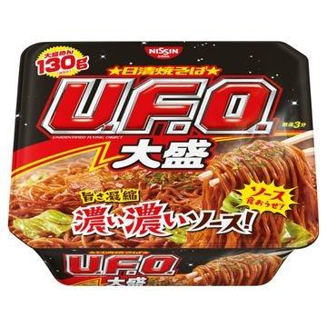 【12個入り】日清食品 焼そば UFO 大盛 カップ 167g