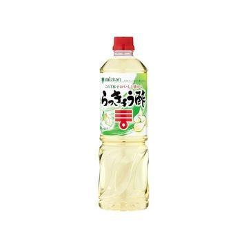 【12個入り】ミツカン らっきょう酢 1L