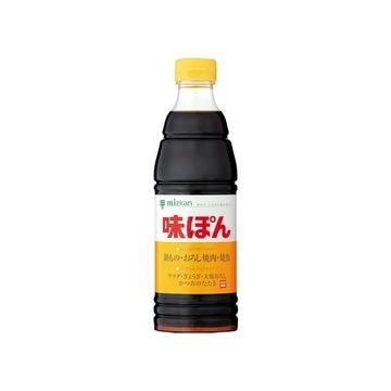 【12個入り】ミツカン 味ぽん ペット 600ml
