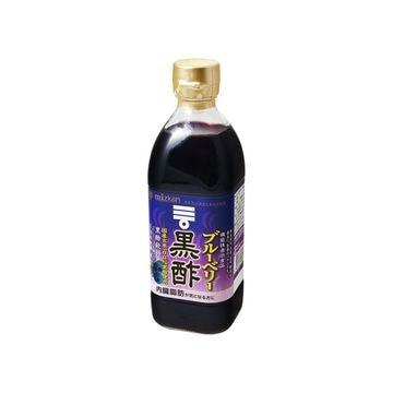 【6個入り】ミツカン ブルーベリー黒酢 500ml