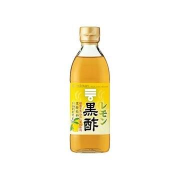 【6個入り】ミツカン レモン黒酢 500ml