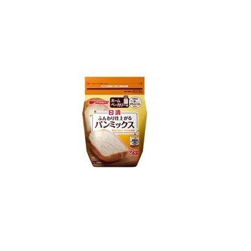 【6個入り】日清フーズ ホームベーカリー用ふんわりパンミックス 580g