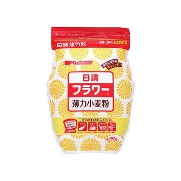 【15個入り】日清フーズ フラワー チャック付 750g