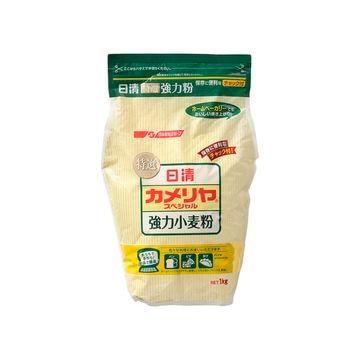 【15個入り】日清フーズ カメリヤスペシャル チャック付 1Kg