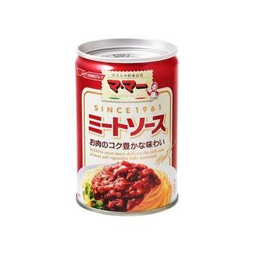【12個入り】マ・マー ミートソース 缶 290g