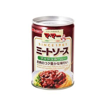 【12個入り】マ・マー ミートソースマッシュルーム 缶 290g