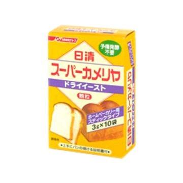 【24個入り】日清フーズ ドライイーストカメリヤ ホームベーカリー用 30g
