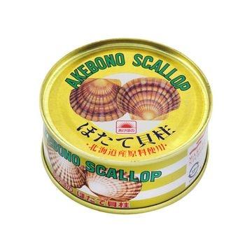 【6個入り】あけぼの ほたて貝柱 T2号缶