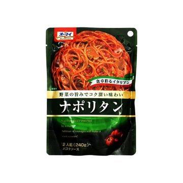 【12個入り】オーマイ ナポリタン 240g