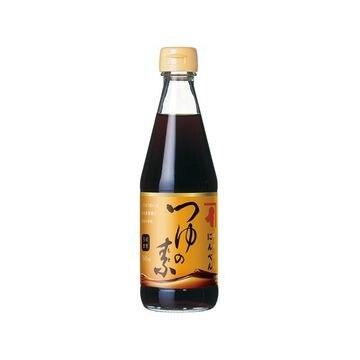【12個入り】にんべん つゆの素 OT-027 360ml
