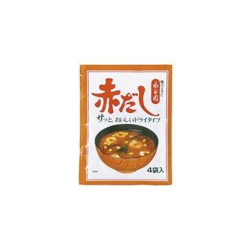 【10個入り】永谷園 赤出しみそ汁 4袋
