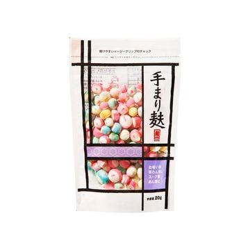 【10個入り】常陸屋 手まり麩 チャック付 20g