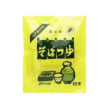 【10個入り】富士食品 フジ そばつゆ 14gX5