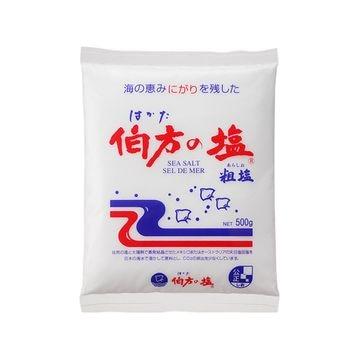 【送料無料】【10個入り】伯方の塩 500g