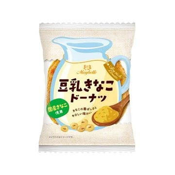 【8個入り】丸中製菓 豆乳きなこドーナツ 1個