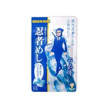 【10個入り】UHA味覚糖 忍者めし ラムネ 20g