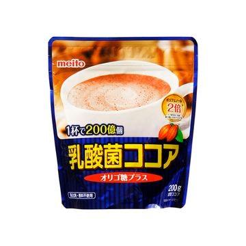 【6個入り】名糖 乳酸菌ココア 200g