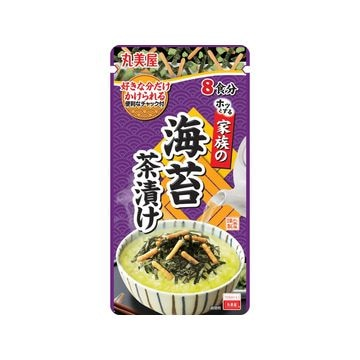 【10個入り】丸美屋 家族のお茶漬け海苔 大袋 56g