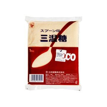【20個入り】スプーン印 三温糖 1Kg