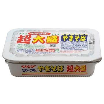 【12個入り】ペヤング ソース焼そば 超大盛タイプ カップ 237g