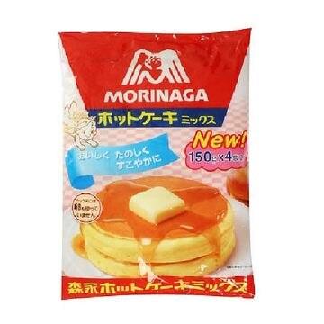 森永製菓 ホットケーキ ミックス 600g x 12個