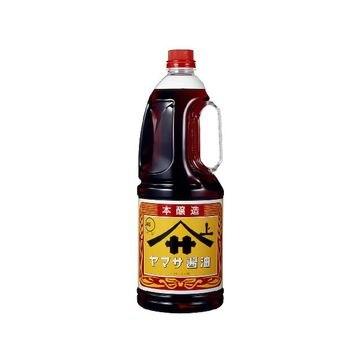 【6個入り】ヤマサ 醤油 ハンディペット 1.8L