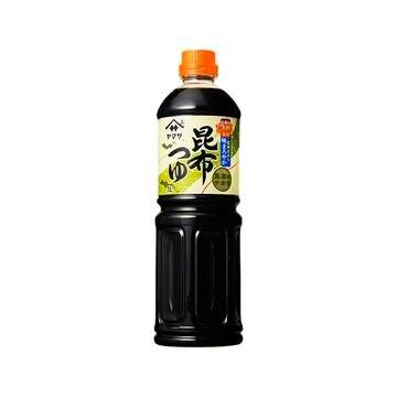 【6個入り】ヤマサ 昆布つゆ ペット 1L