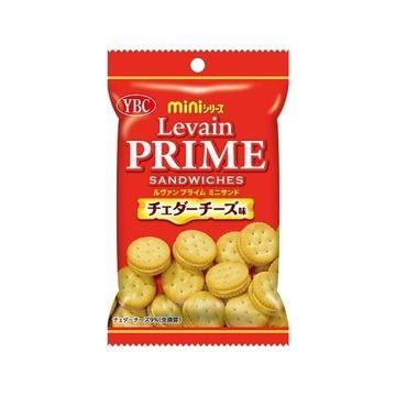 【送料無料】ヤマザキビスケット ルヴァンプライムミニチェダーチーズ 50g x 10個
