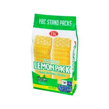 【送料無料】ヤマザキビスケット レモンパック 18枚 x 10個