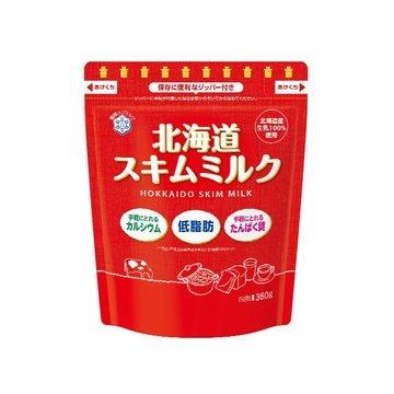 【12個入り】雪印 北海道スキムミルク 360g