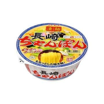 【送料無料】【12個入り】ニュータッチ 凄麺 長崎ちゃんぽん カップ 97g