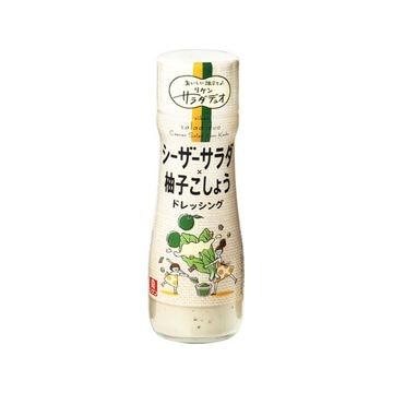 【12個入り】理研 デュオシーザーサラダ柚子こしょうドレッシング 170ml