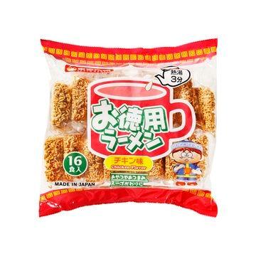 東京拉麺 お徳用ラーメン 16食 x 12個