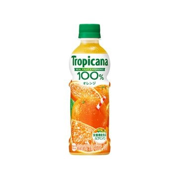 【24個入り】トロピカーナ 100% オレンジ 330ml