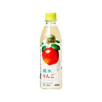 【24個入り】キリン 小岩井 純水りんご ペット 430ml