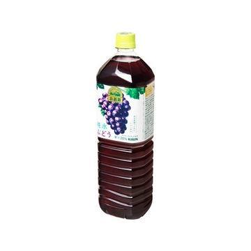 【8個入り】キリン 小岩井 純水ぶどう ペット 1.5L