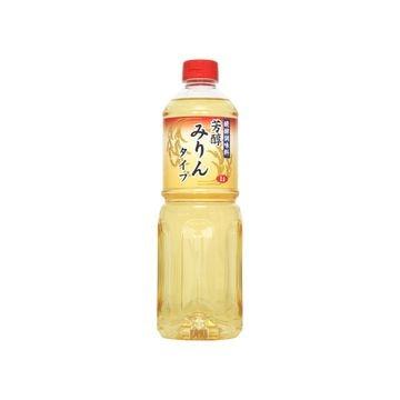 【送料無料】【12個入り】富永 発酵調味料 本みりんタイプ ペット 1L