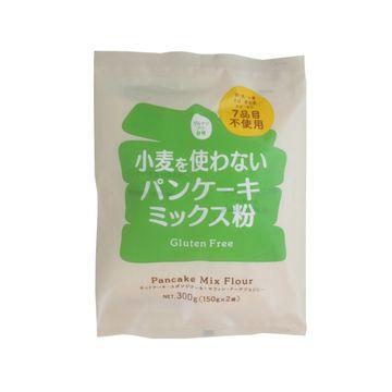 【6個入り】大潟村グルテンフリーパンケーキミックス 300g