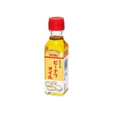 【12個入り】ユウキ ピーナッツオイル 105g
