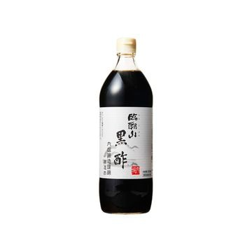【送料無料】【6個入り】内堀 臨醐山黒酢 瓶 900ml