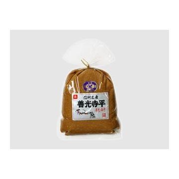 【6個入り】マルモ青木 善光寺平 味噌 赤 1Kg