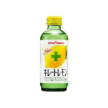 【24個入り】ポッカサッポロ キレートレモン 瓶 155ml